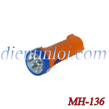 Đèn Pin LED Mini 4 bóng - MH136